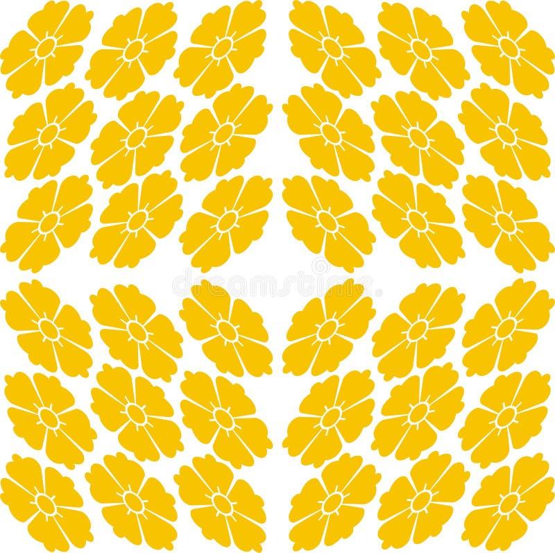 floret wzoru tekstura royalty ilustracja