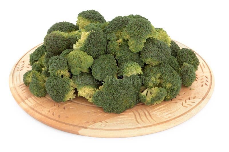 Floretes del bróculi fotos de archivo libres de regalías
