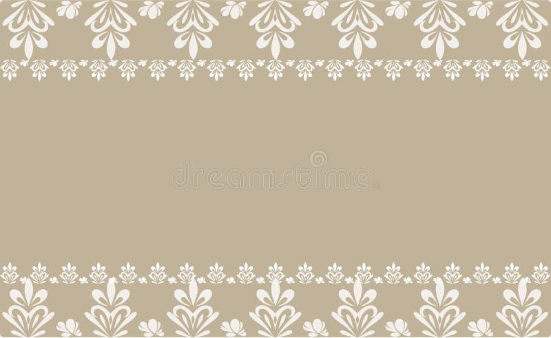 Florezca el fondo, elemento para el diseño, vector ilustración del vector