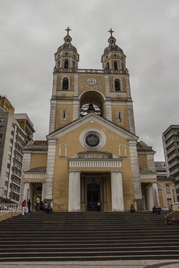 Florianópolis/SC - Brésil image stock