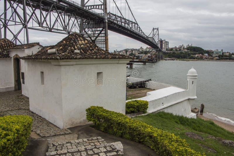 Florianópolis/SC - Brésil image libre de droits