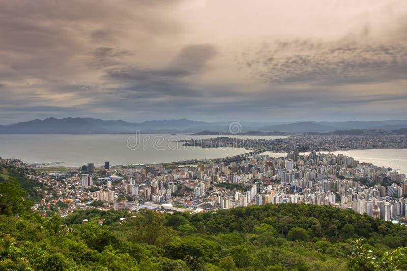 Florianopolis Бразилия стоковое изображение