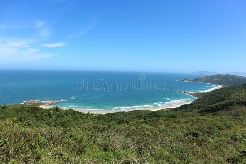 Florianopolis, Brasil imagem de stock