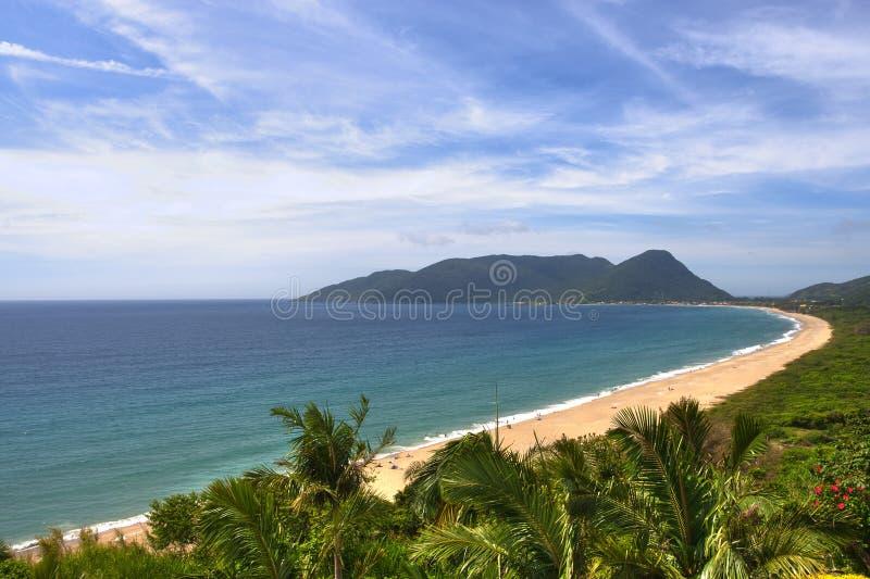 Florianopolis el Brasil imagen de archivo libre de regalías