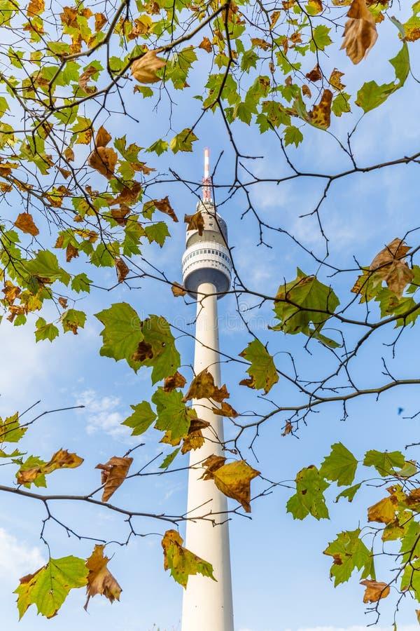 Floriantrum στο Ντόρτμουντ, Γερμανία στοκ εικόνα