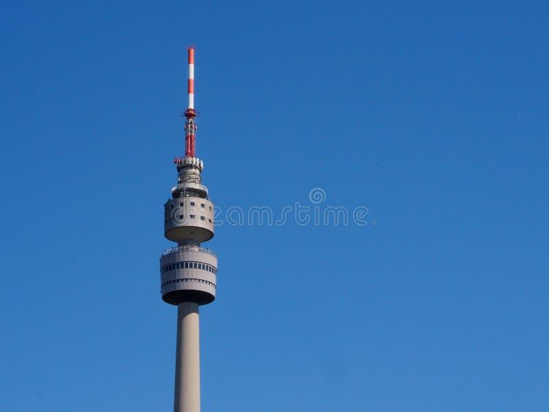 Florianturm i Dortmund, Tyskland royaltyfria bilder