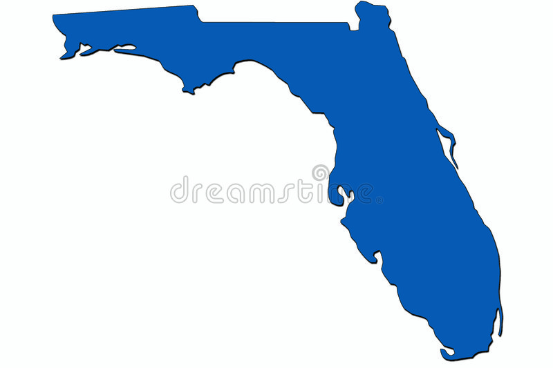 florida stock illustrationer