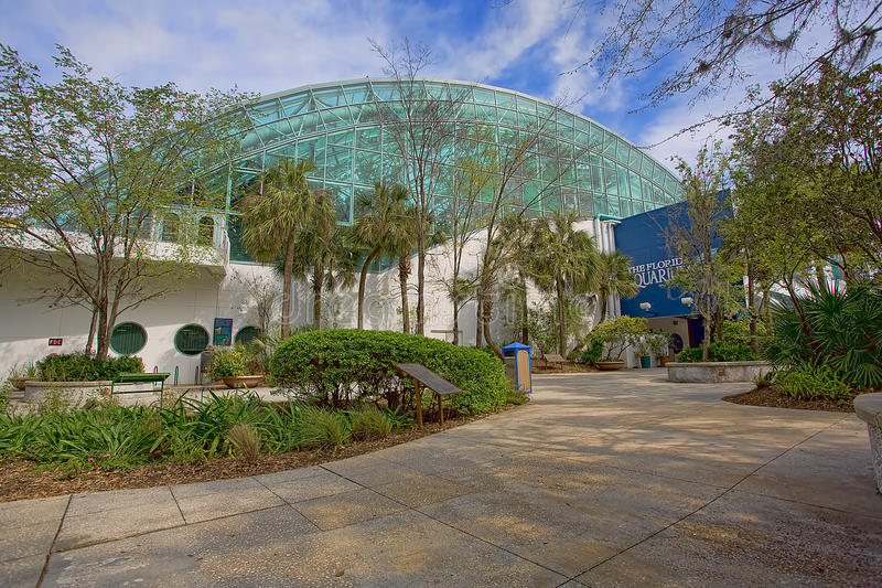 The Florida Aquarium royalty free stock photo