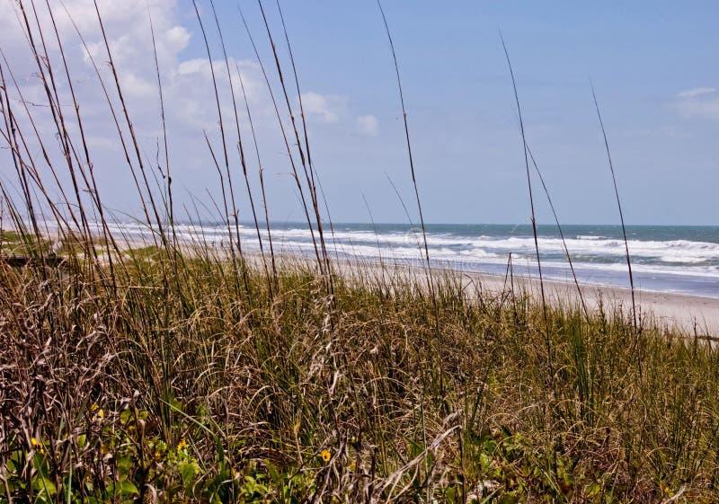 Florida Beach Shoreline Royalty Free Stock Photos