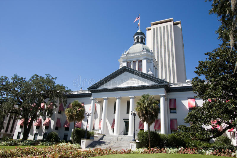 Download Florida Capital stock image. Image of white, museum, blue - 11178705