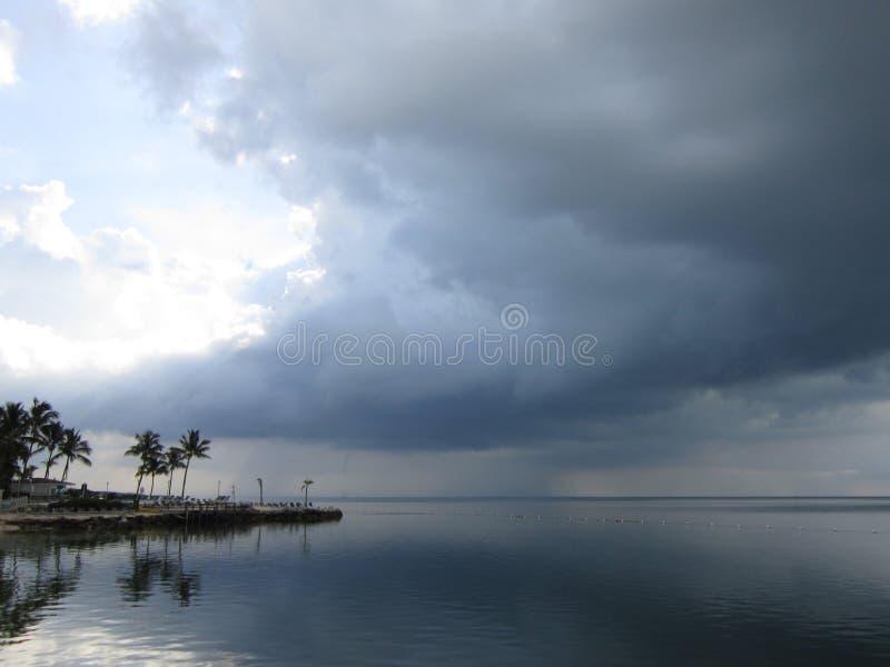 Florida east coast stock photo