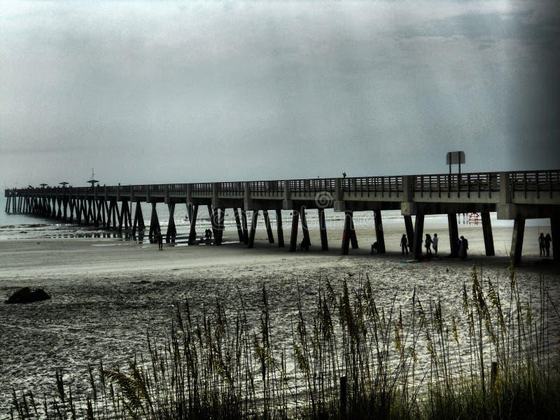 Florida fjärd arkivbild