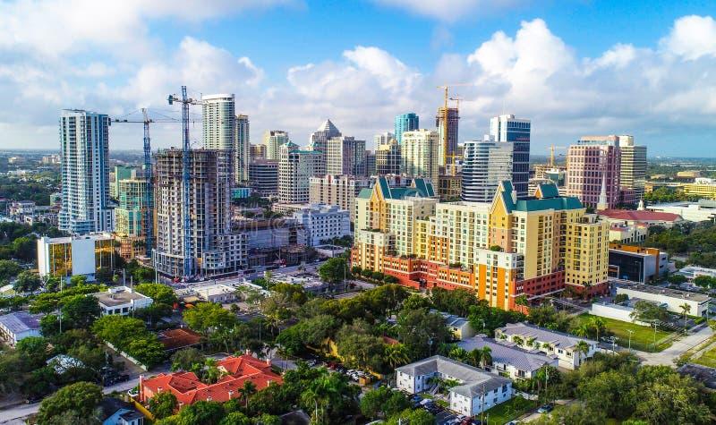 florida Fort Lauderdale arkivfoton