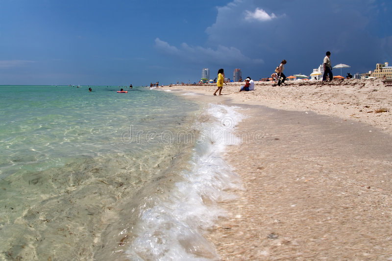 Download Florida from ocean stock photo. Image of swim, landscape - 1273698