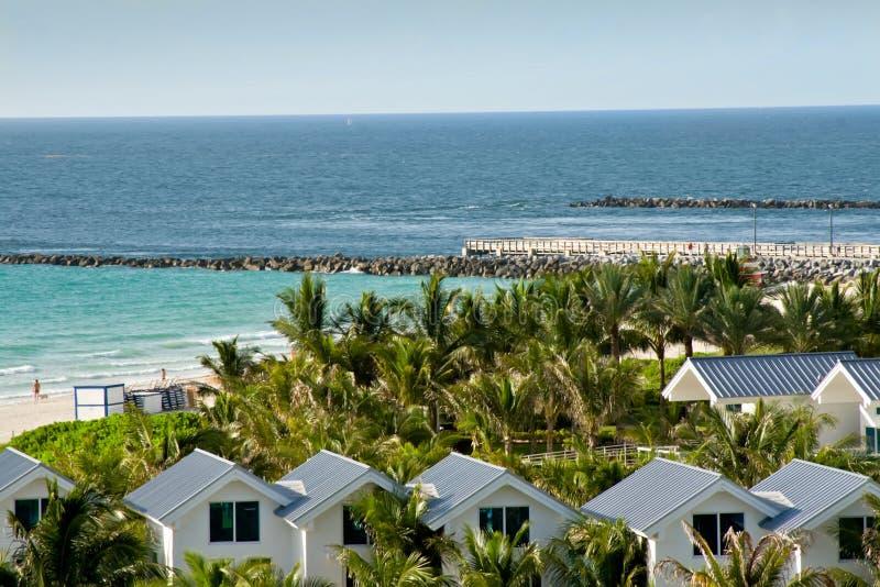 florida plażowi południe Miami obraz royalty free