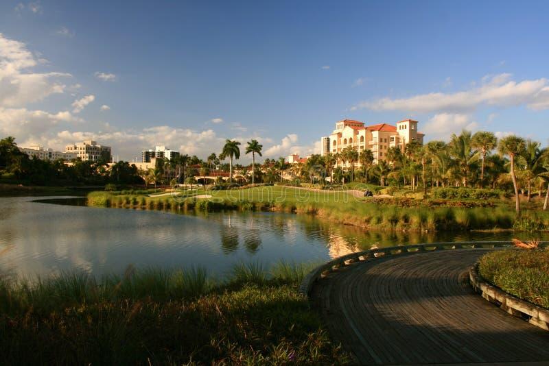 Florida resort golf