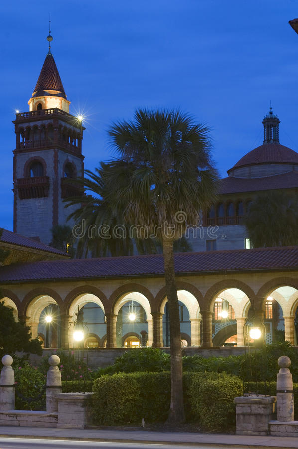 Florida - St Augustine Royalty Free Stock Photo