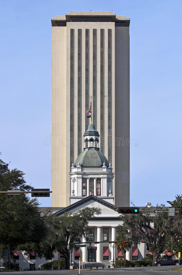 Florida State Capitol Stock Image