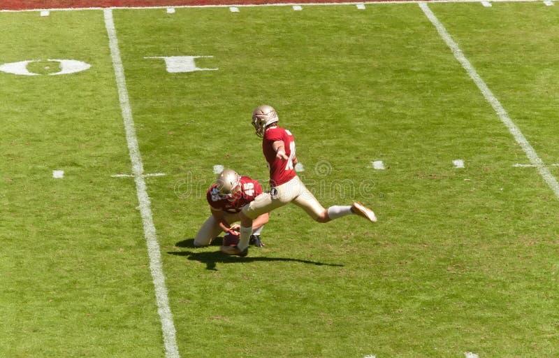 Download Florida State Kicker editorial image. Image of noles - 26725545