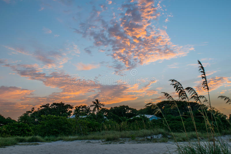 Florida Sunset stock images