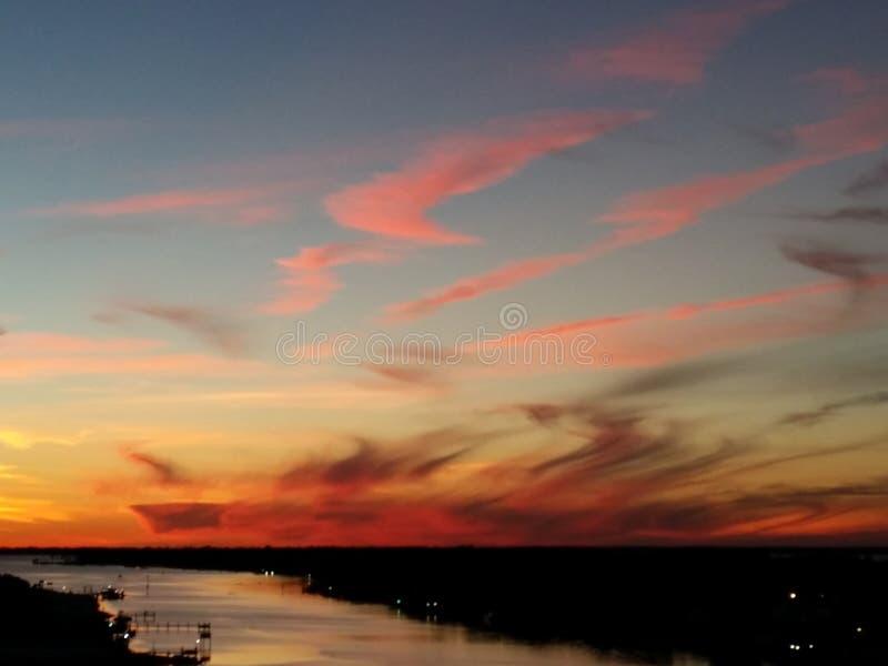 Download Florida Sunset Waves stock image. Image of photos, waves - 43977961