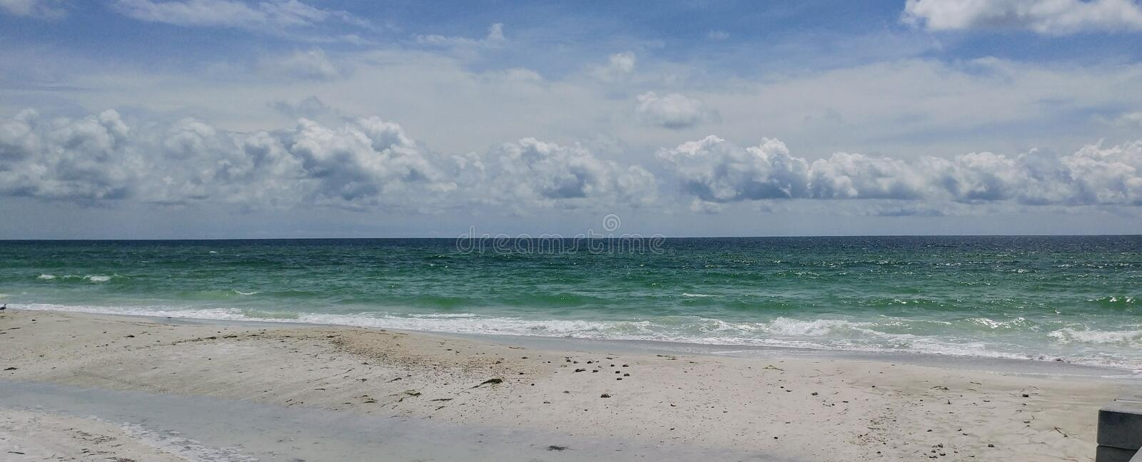 FLorida southwest sunset view, beaches royalty free stock photography