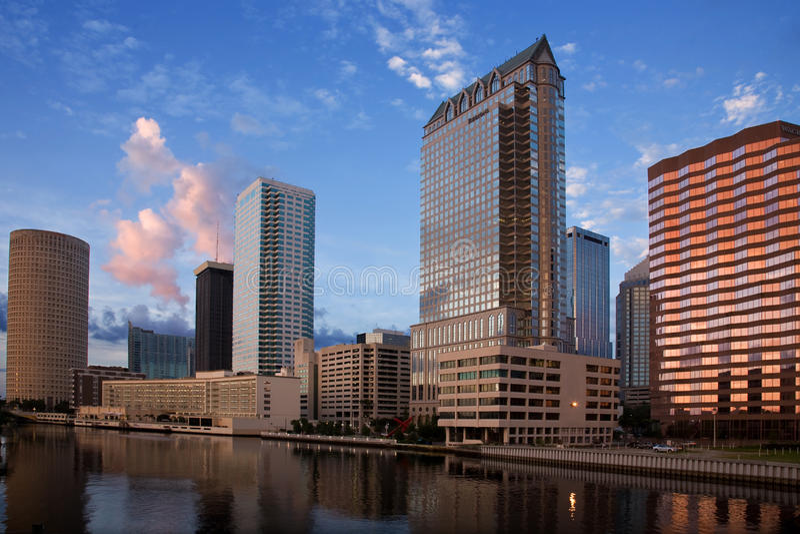 florida Tampa fotografia stock