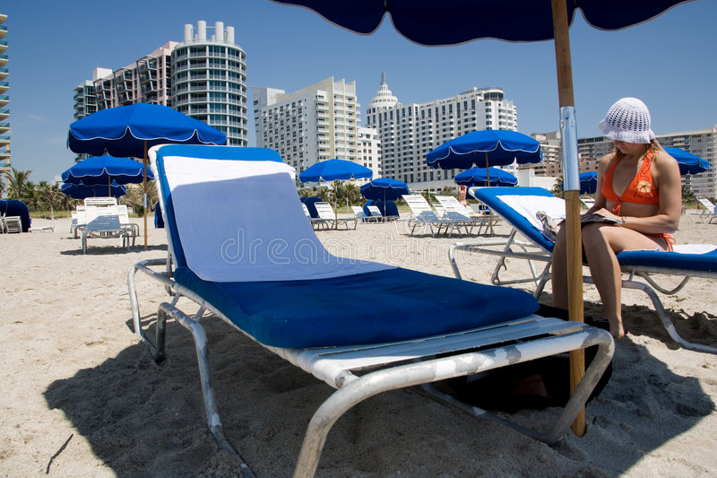 Download Florida toma reading stock image. Image of tent, read - 1267587