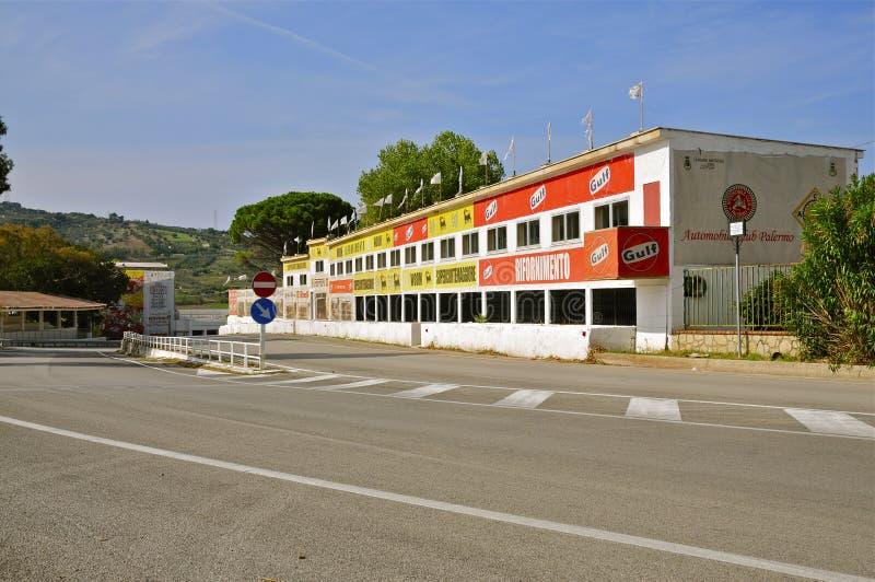 Floriopolis, Cerda, Sicília fotos de stock