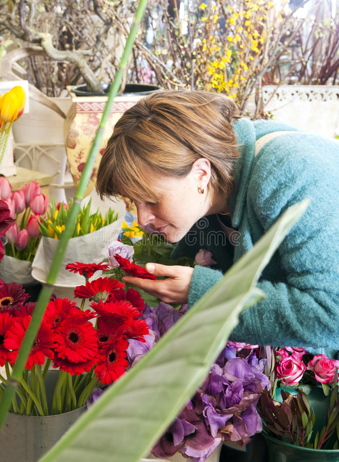 Download Florist Stock Photo - Image: 13717900