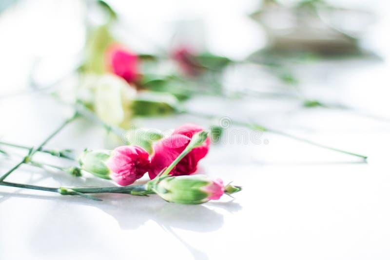 Floristenblumenstraußentwurf - Hochzeit, Feiertag und Blumengarten angeredetes Konzept lizenzfreies stockbild