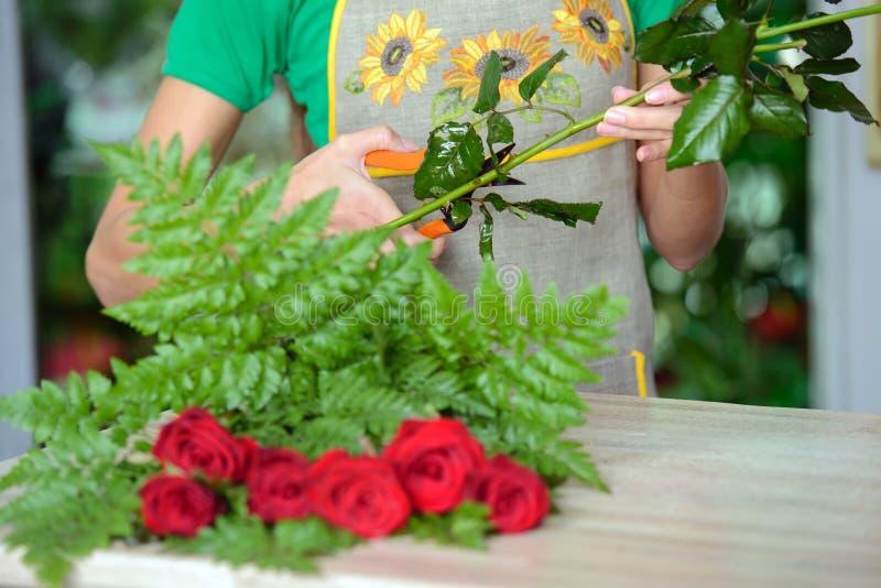 florists fotos de archivo libres de regalías