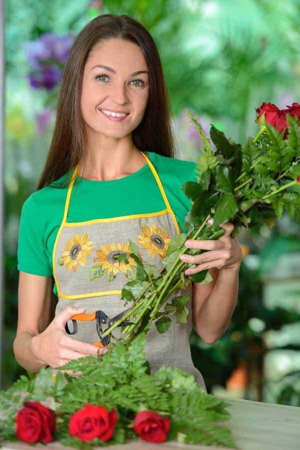 florists foto de archivo libre de regalías
