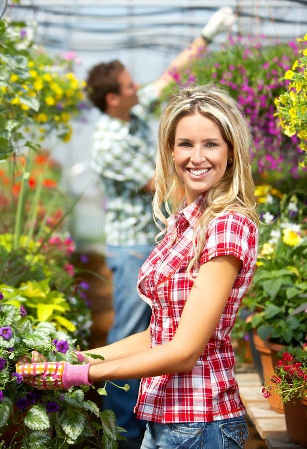 florists стоковое фото rf