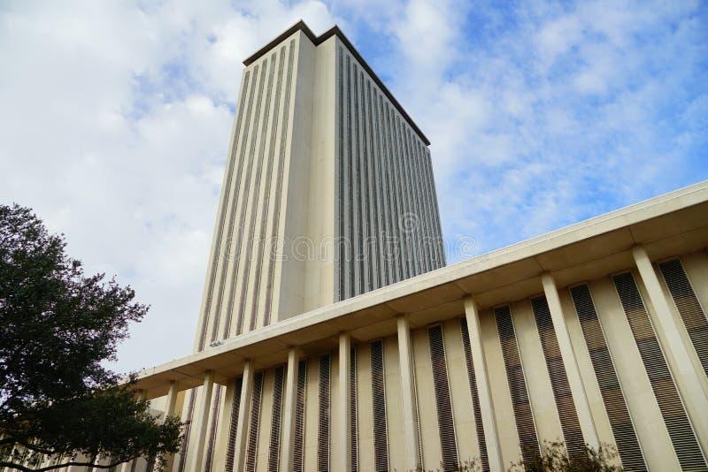 Floryda rządowy budynek obraz royalty free