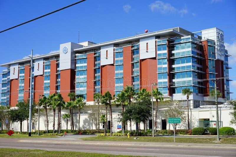 Floryda szpital w Tampa zdjęcie stock