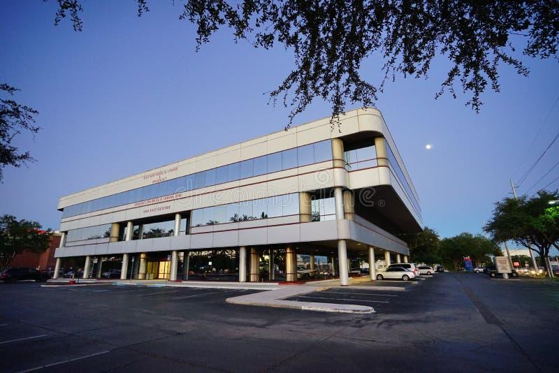 Floryda szpital w Tampa obraz royalty free