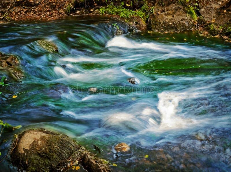 Flot de l'eau photo stock