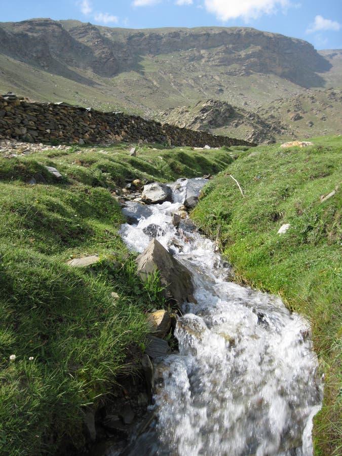 Flot en Himalaya image stock