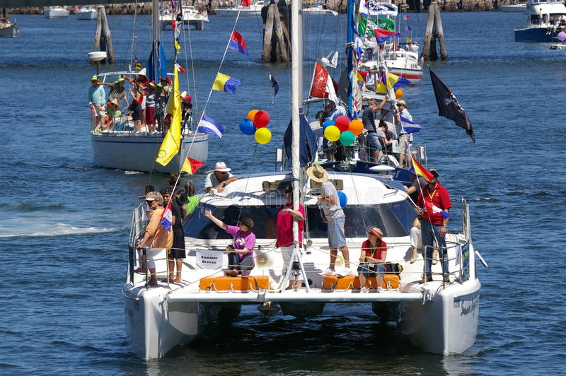 Flotilla for kids