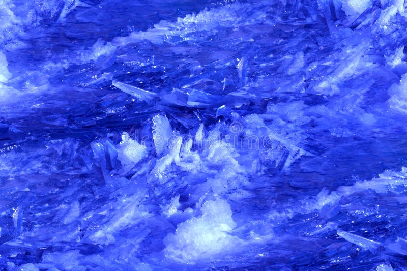 flottörhus snöig bildandeis arkivbilder