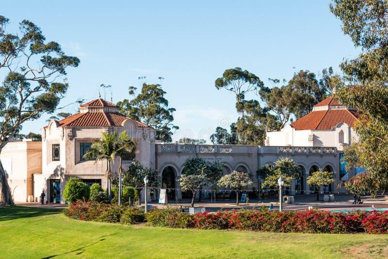 Floty nauki centrum w balboa parku w San Diego obrazy royalty free