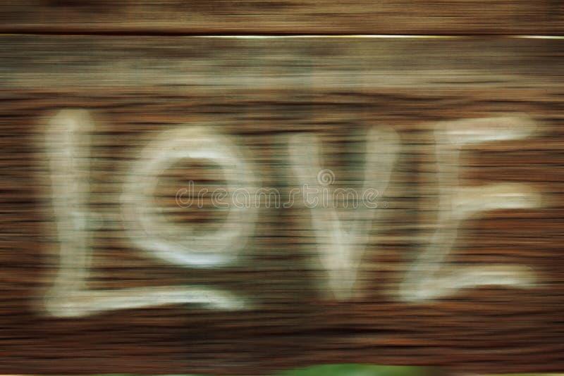 Flou de l'amour photographie stock libre de droits