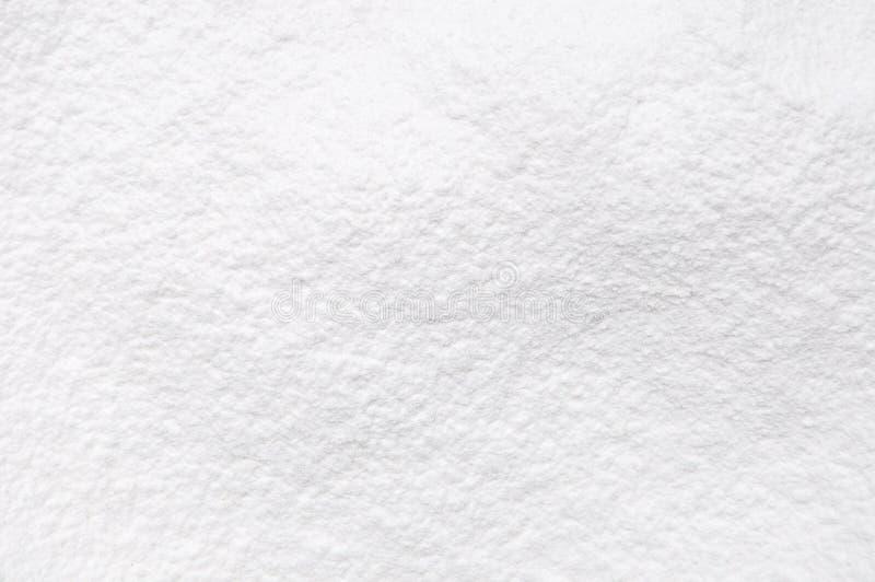 Flour la polvere fotografia stock