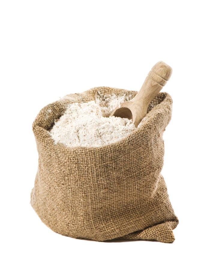 Free Flour Sack Royalty Free Stock Photography - 13567237