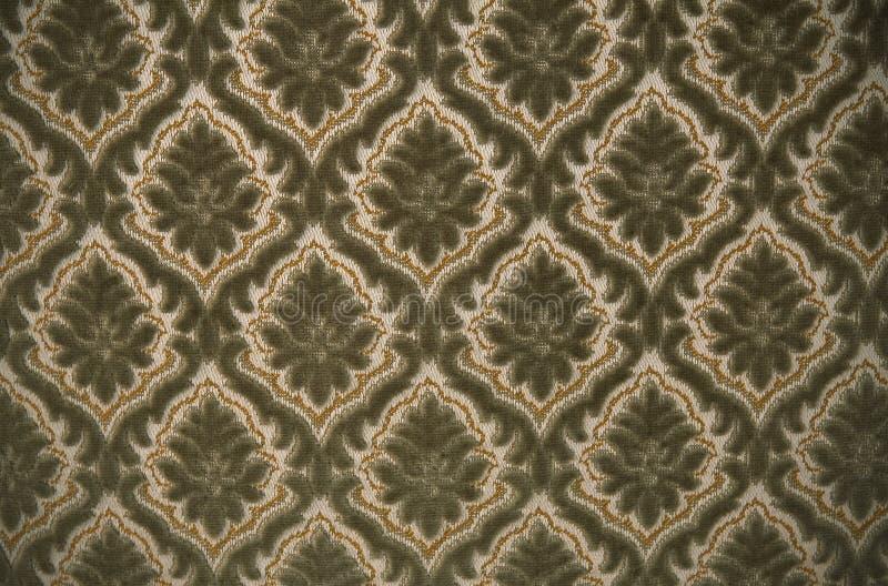 Flourish Wallpaper. Green flourish great for wallpaper background stock photo
