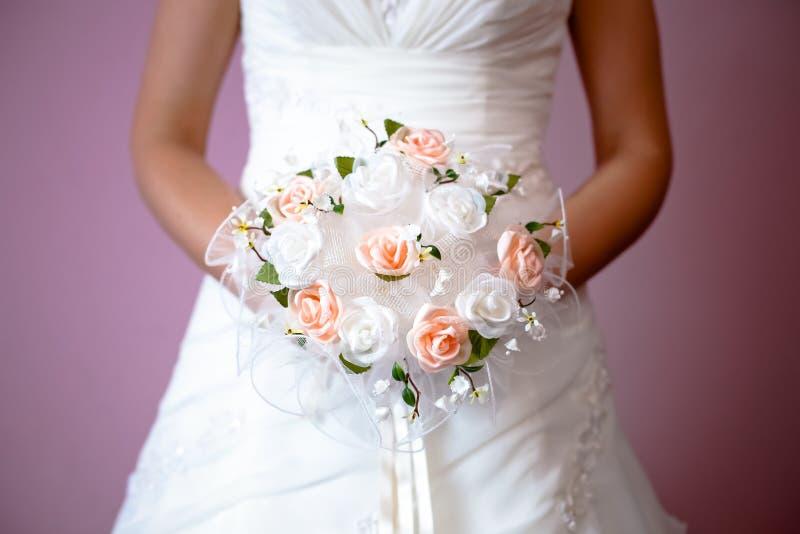 Flovers del `s della sposa immagine stock libera da diritti