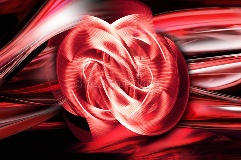 Flow. TEXTURE PATTERN-flow of blood,image stock illustration