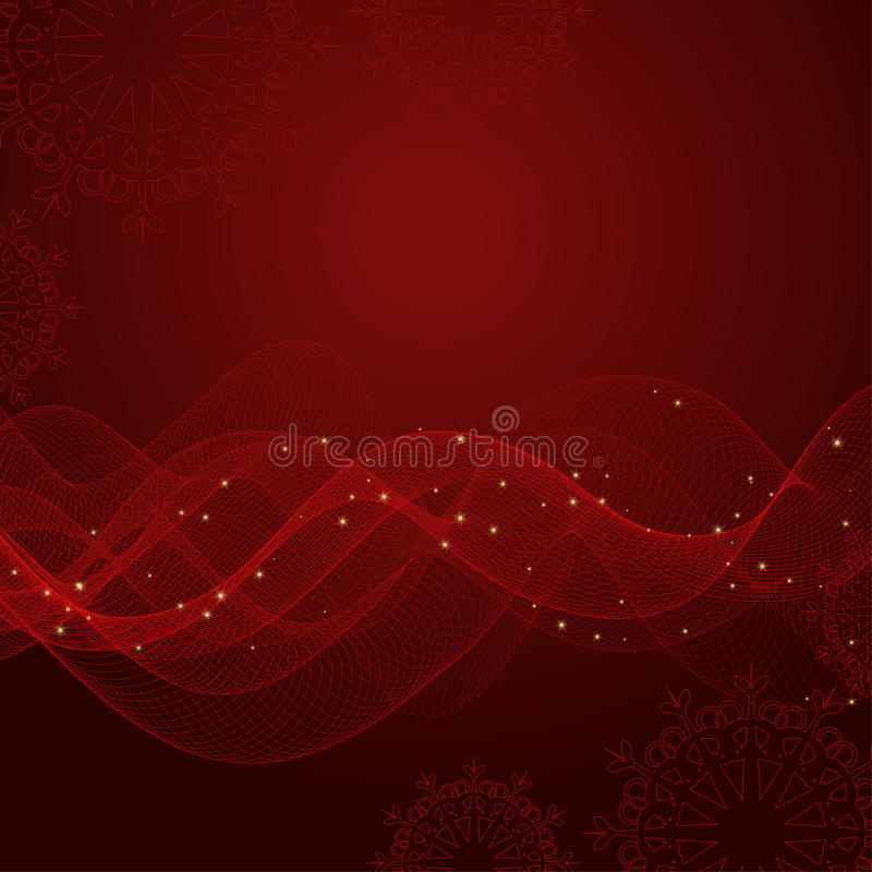 Flow. Abstract background with energy flow, illustration vector illustration