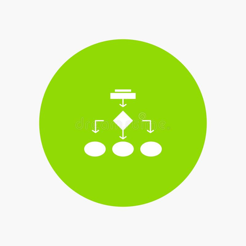 Flowchart, Algorithm, Business, Data Architecture, Scheme, Structure, Workflow vector illustration
